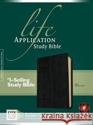 Life Application Study Bible-Nlt Tyndale House Publishers 9780842385084