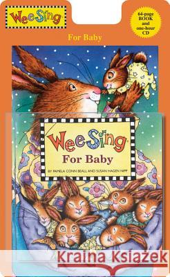 Wee Sing for Baby [With CD] - audiobook Pamela Conn Beall Susan Hagen Nipp 9780843113389
