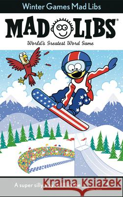 Winter Games Mad Libs Roger Price Leonard Stern 9780843116519
