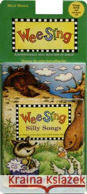 Wee Sing Silly Songs [With 1 Hour CD] Pamela Conn Beall Susan Hagen Nipp 9780843120042