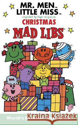 Mr. Men Little Miss Christmas Mad Libs Unknown 9780843182408