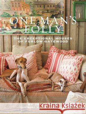 One Man's Folly: The Exceptional Houses of Furlow Gatewood Julia Reed Paul Costello Rodney Collins 9780847842520 Rizzoli International Publications