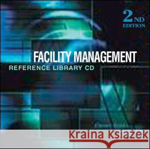 Facility Management Reference Library CD, Second Edition Ed Bas Bas Bas Heinz P. Bloch 9780849395680