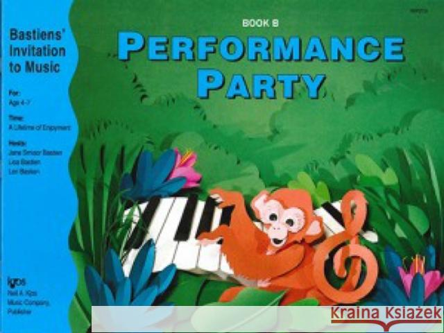 Performance Party    9780849795558