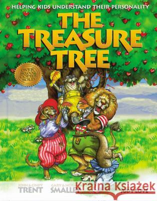 The Treasure Tree: Helping Kids Get Along and Enjoy Each Other John T. Trent 9780849958496