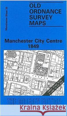 MANCHESTER CITY CENTRE  9780850542097
