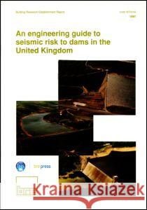 An Engineering Guide to Seismic Risk to Dams in the United Kingdom: (br 210) James A. Charles C.P. Abbiss E..M. Gosschalk 9780851255101