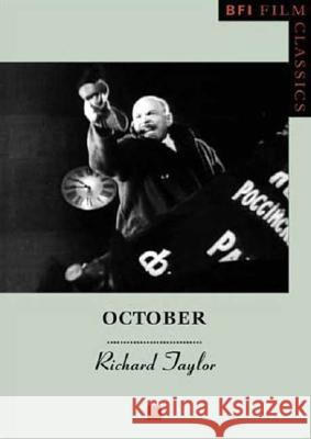 October Richard Taylor 9780851709161