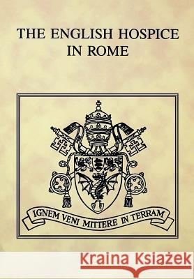 The English Hospice in Rome John Allen 9780852446249