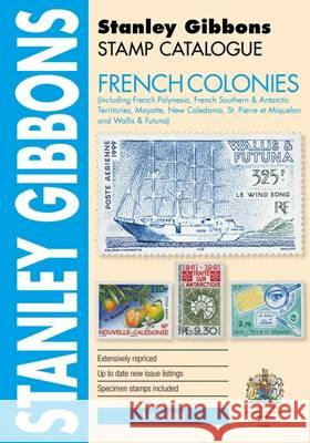 2016 French Colonies  Jefferies, Hugh 9780852599747