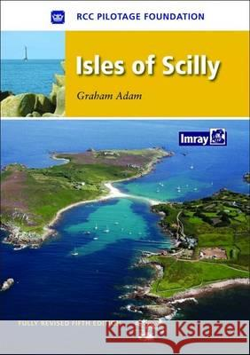 ISLES OF SCILLY Rcc Pilotage Foundation 9780852888506