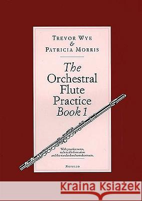 The Orchestral Flute Practice, Book 1  9780853608066