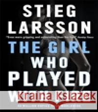 The Girl Who Played With Fire Larsson Stieg 9780857054159