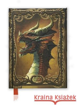 Beyit: Red Dragon (Foiled Journal)   9780857756619