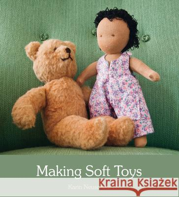 Making Soft Toys Karin Neuschutz 9780863159084