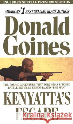 Kenyatta's Escape Donald Goines 9780870678837