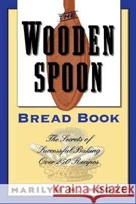 The Wooden Spoon Bread Book: A Chelm Story Marilyn M. Moore 9780871135056