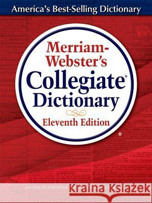 Merriam-Webster's Collegiate Dictionary: Thumb-Indexed Merriam-Webster 9780877798095