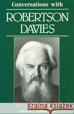 Conversations with Robertson Davies J. Madison Davis 9780878053841