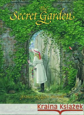 Secret Garden Frances Hodgson Burnett Graham Rust 9780879236496