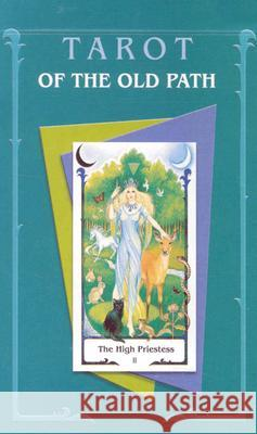 Tarot of the Old Path Deck Sylvia Gainsford Howard Rodway 9780880794909