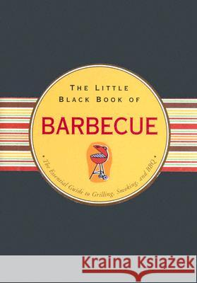 Little Black Book Barbeque Mike Heneberry 9780880884891