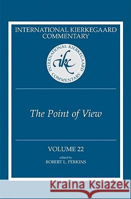 The Point of View Robert L. Perkins 9780881462135