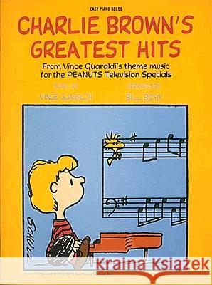 Charlie Brown's Greatest Hits - audiobook Vince Guaraldi Vince Guaraldi 9780881885842