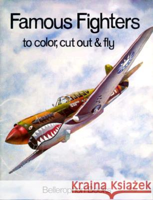 Famous Fighters Coloring Book Bellerophon Books 9780883880647