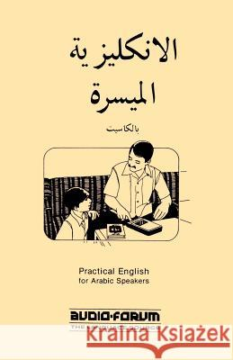 Practical English for Arabic Speakers Audio-Forum 9780884327400