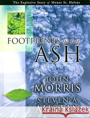Footprints in the Ashes (Hardcover) John Morris Steve Austin 9780890514009