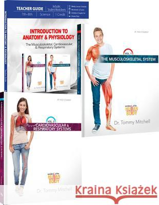Introduction to Anatomy & Physiology Package Dr Tommy Mitchell 9780890519462