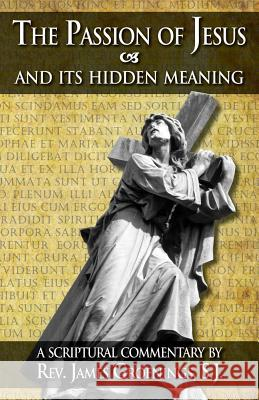 The Passion of Jesus and Its Hidden Meaning: A Scriptural Commentary on the Passion Rev. Jame Groenings 9780895551894