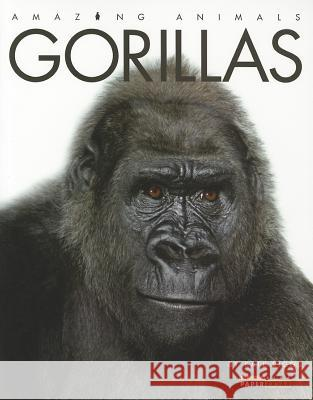 Gorillas Kate Riggs 9780898126921 Creative Paperbacks