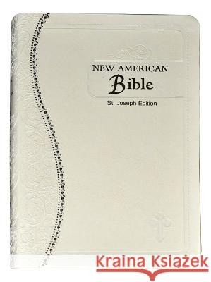 Saint Joseph Medium Size Gift Bible-NABRE Confraternity Of Christian Doctrine 9780899425818