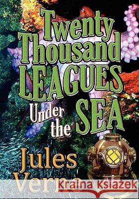 Twenty Thousand Leagues Under the Sea (Piccadilly Classics) Jules Verne 9780941599740