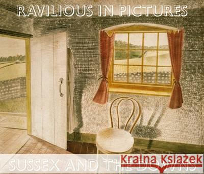 Ravilious in Pictures  Russell, James 9780955277733
