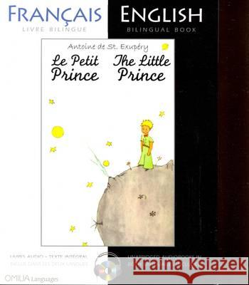 Little Prince: A French/English Bilingual Reader A De Saint Exupery 9780956721594 0