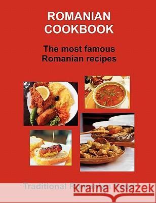 Romanian Cookbook Community Center Romanian 9780979761867