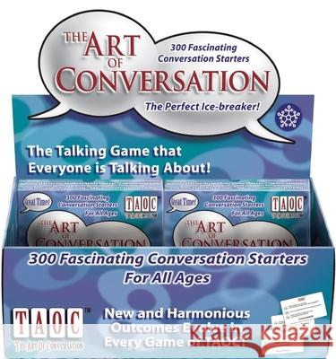 The Art of Conversation (12-Copy Prepack) Louise Howland Keith Lamb 9780980345544