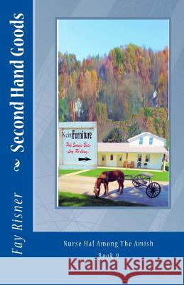 Second Hand Goods: Nurse Hal Among the Amish Fay Risner 9780982459591