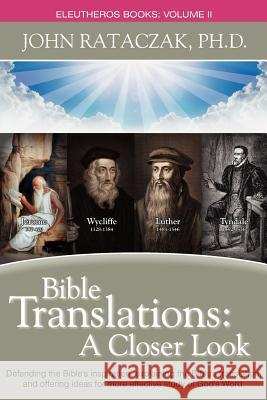 Bible Trabnslations : A Closer Look  9780983625742