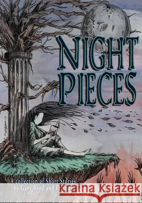 Night Pieces Gary Reed Dalibor Talajic Don England 9780985749385 Caliber Comics