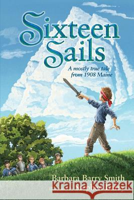 Sixteen Sails Barbara Barry Smith Stephen Barry 9780989154215