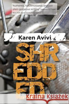 Shredded Karen Avivi 9780991807932
