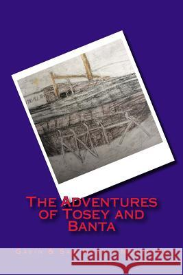 The Adventures of Tosey and Banta Gavin &. Sam Kha 9780993156533