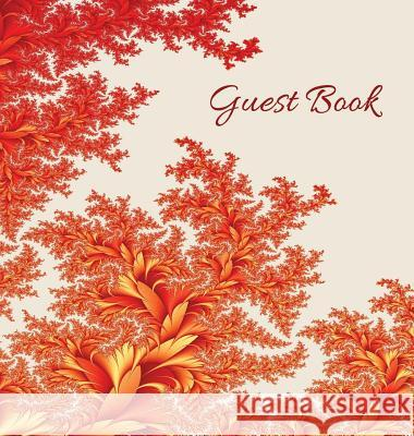 Guest Book (Hardback), Visitors Book, Comments Book, Guest Comments Book, House Guest Book, Party Guest Book, Vacation Home Guest Book: For Events, Fu Angelis Publications 9780995651685
