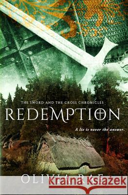 Redemption Olivia Rae 9780996156646 Hopeknight Press