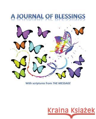 A Journal of Blessings Judith Mitchell 9780996174893
