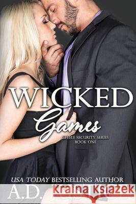 Wicked Games A D Justice   9780996657655 A.D. Justice Books
